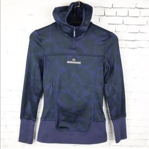 Stella McCartney Adidas Patterned Fitted Hoodie
